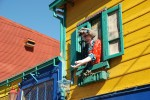 La Boca Buenos Aires 2007 by Mike Hope