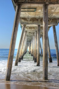 Under the Pier - Mike Hope