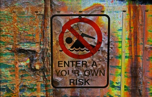 Enter At Your Own Risk - Mike Hope