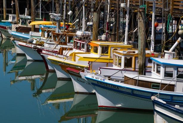 San Francisco Boats Mike-Hope