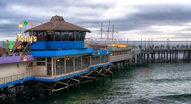 Old Tony's on Redondo Beach Pier