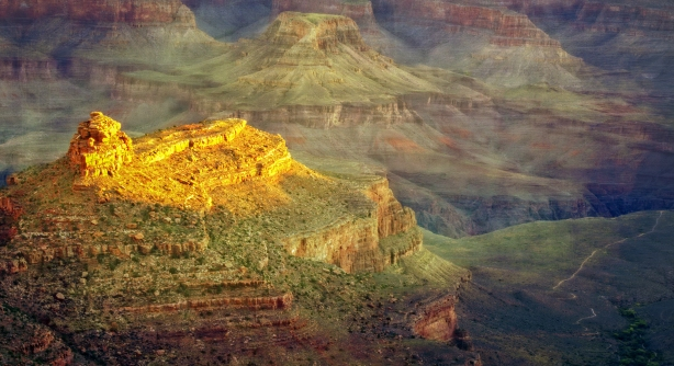 Grand-Canyon-Awakening-by-Mike-Hope