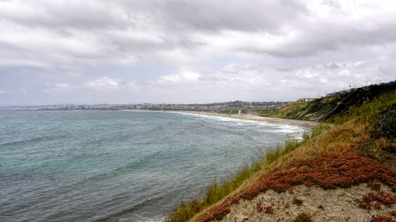 Torrance Beach from Malaga by Mike-Hope